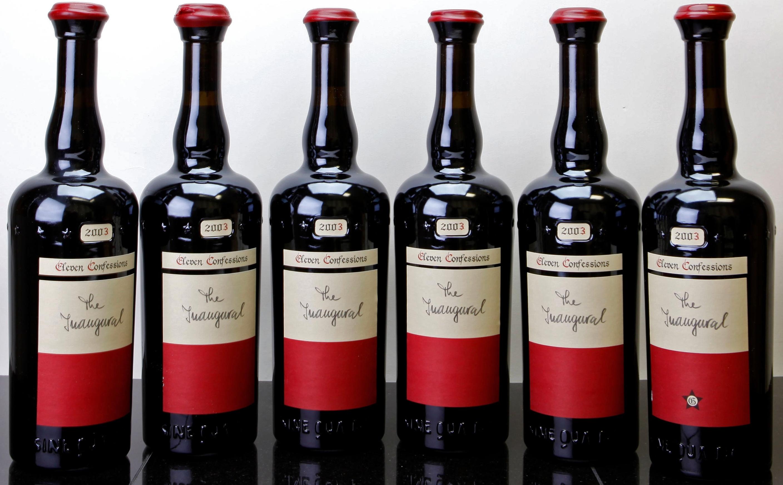 sine qua non winery