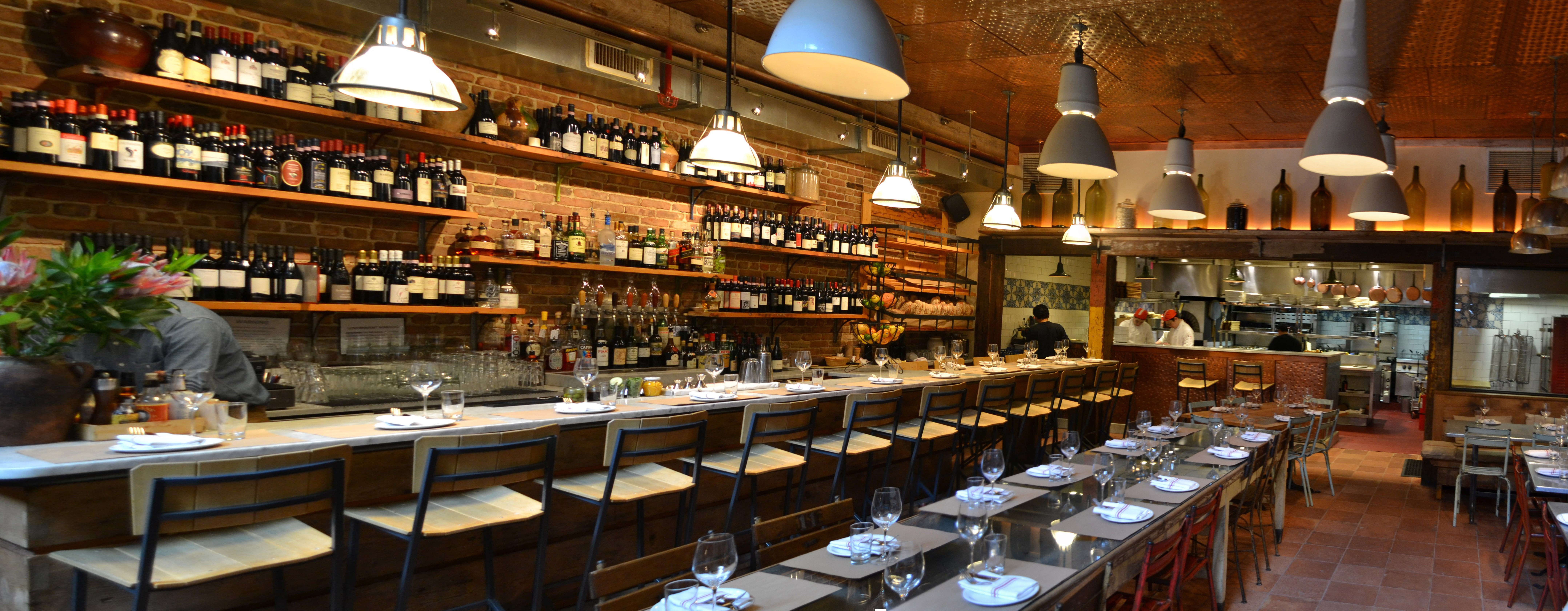 Lunch With Jeremy Parzen Il Buco Alimentari Nyc 5 10 2013